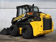 Новый уровень надёжности с усовершенствованными мини-погрузчиками New Holland Construction