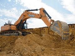 «Оренбург-РеалСтрой», одна из крупнейших российских компаний в области проведения горно-подготовительных и горно-капитальных работ наращивает парк тяжелой строительной техники CASE.