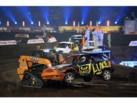 TV total Stock Car Crash Challenge 2014