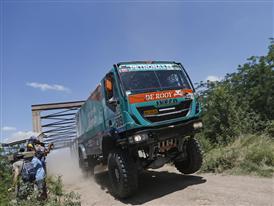 Dakar 2015 - Day 1 - 4