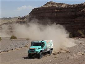 Dakar 2015 - Day 3 - 4