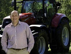 Andreas Klauser Brand President Case IH & STEYR