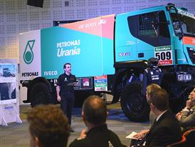 ​Iveco and FPT Industrial to feature at Dakar 2015 7