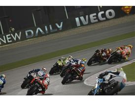 Iveco Partner of 2012 MotoGP World Championship