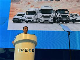 Iveco at the IAA Motor Show 2014 in Hanover 1