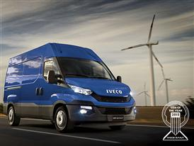 Iveco Daily Van of the Year 2015