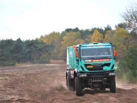 Iveco and FPT Industrial at Dakar 2013