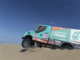 Dakar Stage 10 - 1