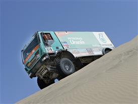 Dakar Stage 10 - 2