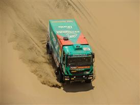 Iveco Dakar 2013 – Day 3