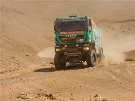 Dakar Stage 6th