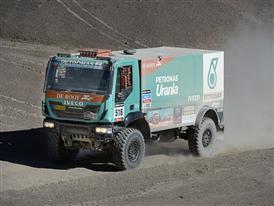 Iveco Dakar - Stage 8 - 4