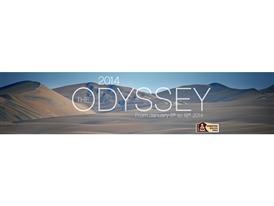 IVECO Dakar 2014: The Odyssey
