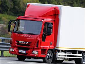 New Eurocargo Euro VI 4