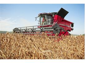 Case IH Axial-Flow Combine Harvester