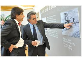 Belgian Prime Minister finds out about New Holland's long history