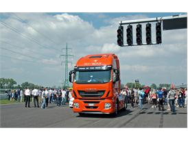 CNH Industrial brands support the FIA Action for Road Safety Campaign as official suppliers of the 2014 FIA World Tourin