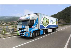 Iveco Stralis LC3 for supermarket chain Lidl in Italy