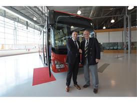 CNH Industrial brand Iveco Bus to supply Deutsche Bahn with up to 710 buses