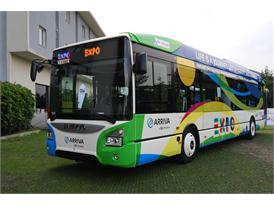 Iveco Bus Urbanway CNG