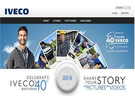 Iveco 40 website