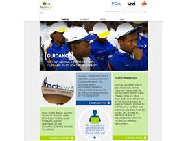 TechPro2 website