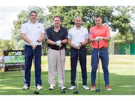 Case Charity Golf Day - Team2