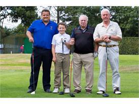 UK Case charity golf day raises £12,000