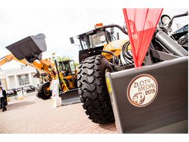 The Case Grader won the prestigiour gold medal at the Intermasz trade fair