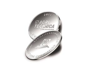 New Holland Agritechnica Silver Medal 2013 logo