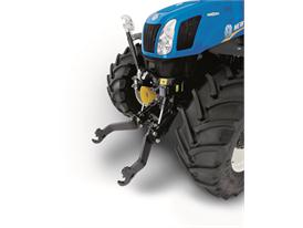 New Holland T6.160 Auto Command™ integrated front linkage
