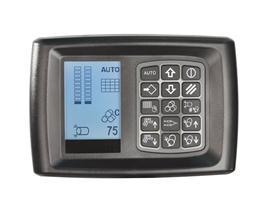 The advanced New Holland Bale Command™ Plus II monitor