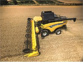 New Holland CX8090 Elevation Combine