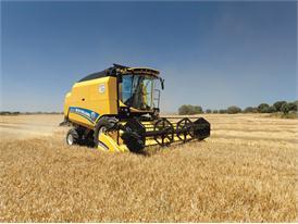 New Holland TC5070 Combine Harvester