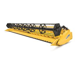 The New Varifeed™ 41-foot grain header for the New Holland  CR combine harvester