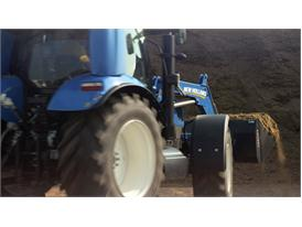 CNH Industrial - Behind the Wheel - The New Holland Agriculture Methane Power Tractor