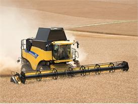 New Holland CR9.90 Combine Harvester
