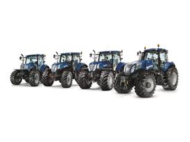 New Holland extended Blue Power Range