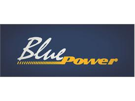 New Holland Decal Blue Power Range for Cab Roof