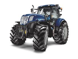 New Holland T7.270 Blue Power Tractor