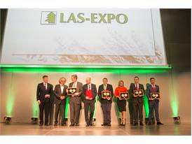 "STEYR awarded ""Machine of the Year 2015"" in Poland for its Innovative STEYR 6230 CVT"