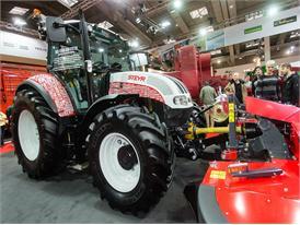 Steyr Team Tractor