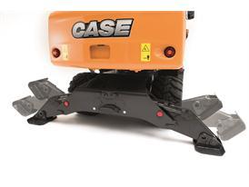 Case Wheeled Excavator
