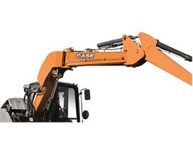 Case CX80C hydraulics