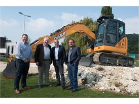 Case Construction Equipment appoints Cowan Bros as new full-line dealer for Northern Ireland