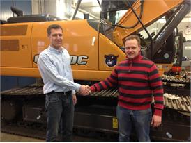 Case Construction Equipment appoints Fintractor OY as new importer in Finland