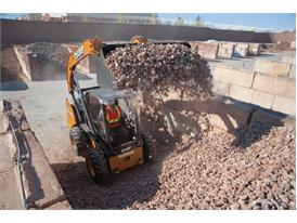 Case SV300 skid steer loader