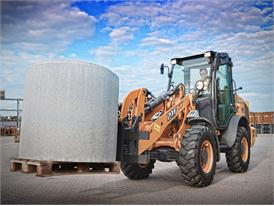 Case 21F XT compact wheel loader