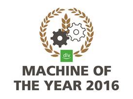 2016 Machine of the Year Logo
