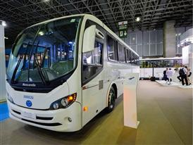 Iveco Bus arrives in Brazil